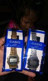 Cacio watch,,, and hello kitty ring and aple ring