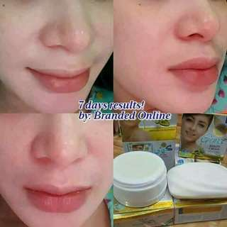 101%ORIGINAL.. ANTI WRINKLES,PIMPLES AND PAMPAPUTI TRENDING NA TRENDING TO MGA BESS  SET PO UNG SABON AT CREAM