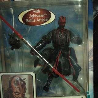 Hasbro Star Wars Phantom Menace Darth Maul