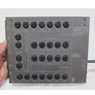 Audio Control EQL Equalizer (Analog)