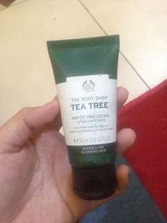 Tea Tree mattifyng lotion