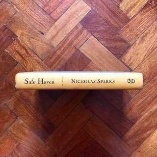 NICHOLAS SPARKS- SAFE HAVEN