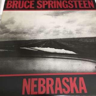 Bruce Springsteen vinyl record