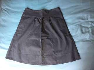 J Crew Skirt - Grey
