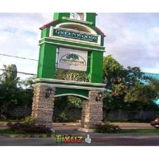 150Residential Lot GREENWOODS Executive Village Pasig