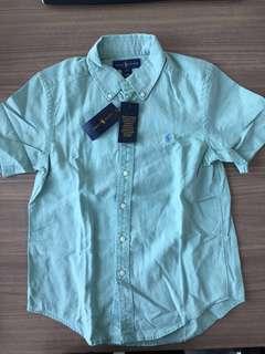 ORIGINAL Ralph Lauren Green Shirt