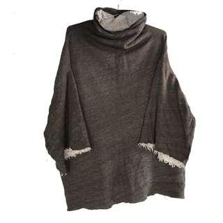 👚Cheap Monday Melange Grey Knitted Top 針織上衣