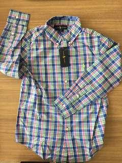 ORIGINAL Ralph Lauren Kids Shirt