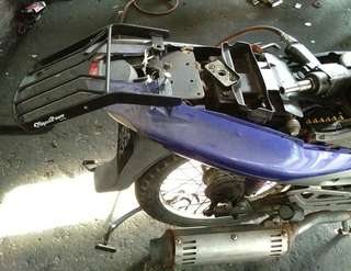 Monorack For Suzuki FX110 (Ready Stock) Cash On Delivery Hospital UKM, Cheras.