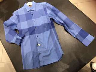 (威尼斯連線)BURBERRY 男士襯衫 NT $7000