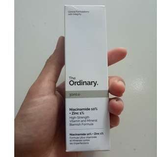 Serum by The Ordinary