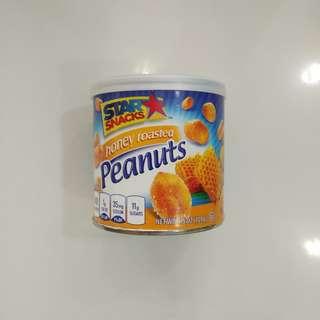Star Snacks Honey Roasted Peanuts 128 grams