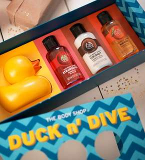 Bodyshop Duck n Dive Set