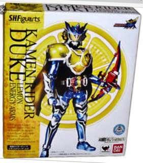 全新未開封 Bandai SHF 魂Shop 限定 鎧武 Duke Lemon Energy Arms (啡盒未開)