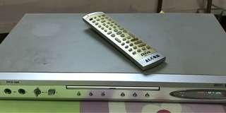 Alcom DVD player: model DVD-898