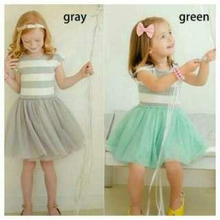 Toddler Girls Tutu Dress
