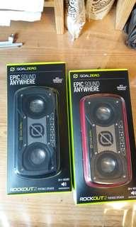Goal Zero rock out 2 portable speaker