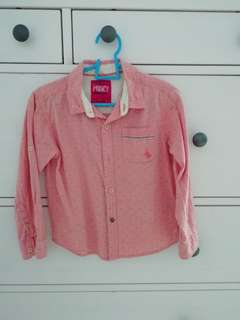 Poney Shirt Light Orange
