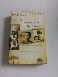 Barrack Obama. Dreams from my father