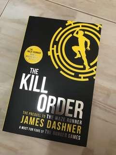 The Maze Runner - The Kill Order