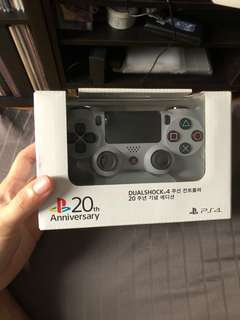 Dualshock 4 20th Anniversary Limited Edition