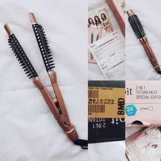 Repit 2in1 Magic Brush (GARANSI RESMI)