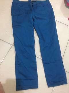 BLACKBERRY 7/8 pants