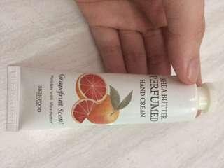 Shea Butter Perfumed Hand Cream
