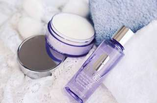 Clinique Take The Day Off Cleansing Balm + Take The Day Off Makeup Remover For Lids, Lashes & Lips