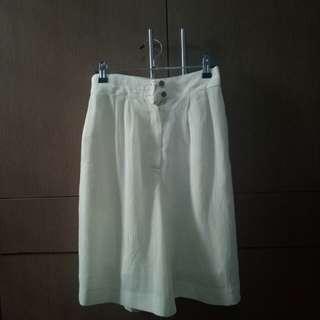 White Bottom Pants