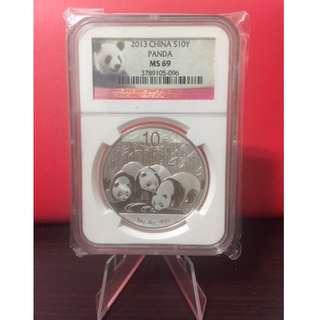Panda 2013 1oz .999 silver