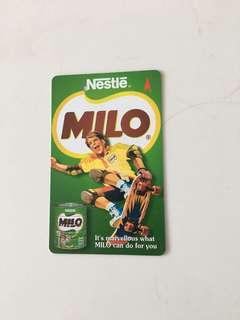 SMRT Card - Milo (Nestle) Single Trip