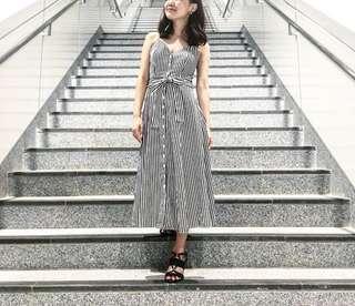 The Editor's Market (Midi strap dress)