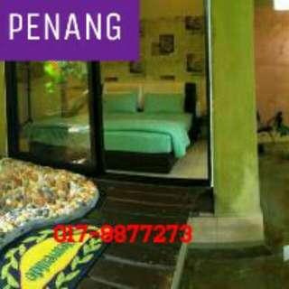Penang Bali in-room hot tub (2 pax) & (4 pax)