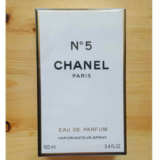 Chanel No. 5 (AUTHENTIC)