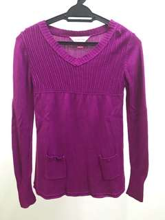 Girls Knitted Top