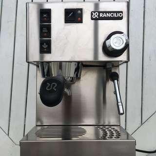 Rancilio Silvia with base