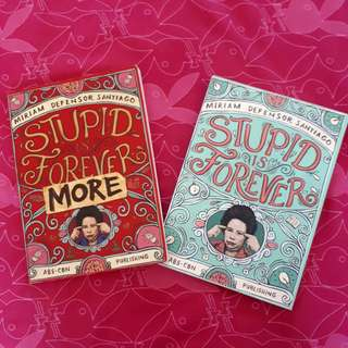 STUPID IS FOREVER (GET BOTH FOR P180)
