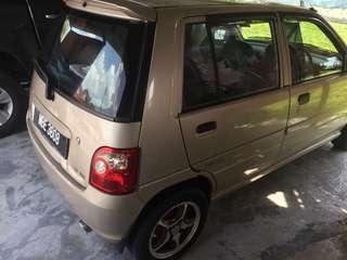 Produa Kancil 2005 850cc
