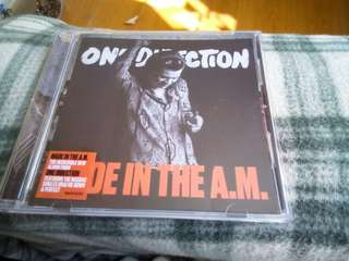 1D Made In The A.M. Album orig.cd