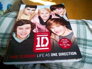 1D official Book