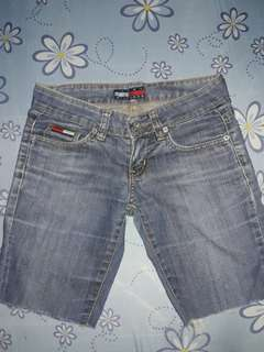 Tommy shorts for women