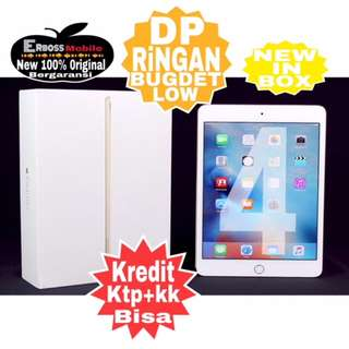 Apple iPad Mini 4-128GB Tablet Cell Cash/kredit Dp 2jt ktp+kk bisa wa;081905288895