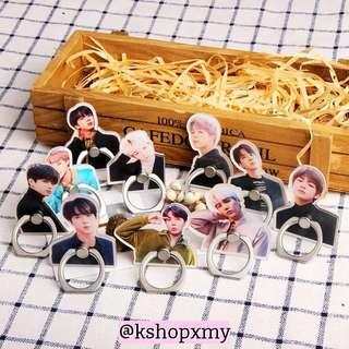 BTS Individual Member I-Ring