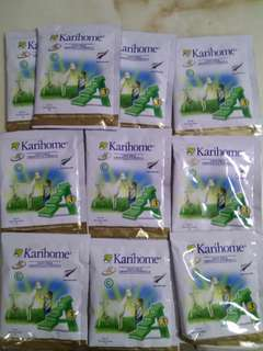 Karihome goat milk stage 3 x 10 packets