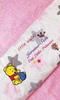 Pooh Little Sister Pillow Husk Bean Bag Customize Design Name Free Delivery Newborn Kids Baby