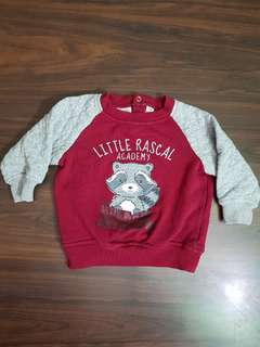 Little Rascal Academy Jacket