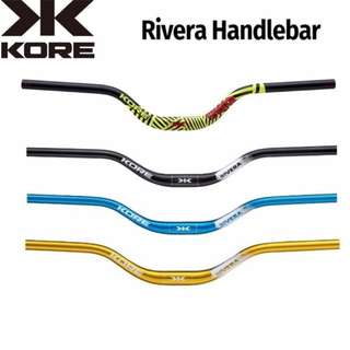 Kore Riveria Handlebar / Downhill Riser Mountain Bike bicycle Electric Scooter bar