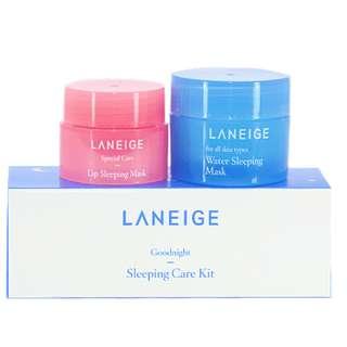 LANEIGE Good night Sleeping Care Kit
