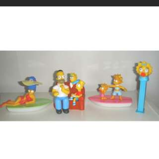 Simpsons lot